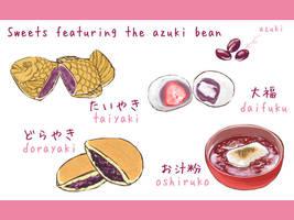 Azuki Sweets by Chocobosh