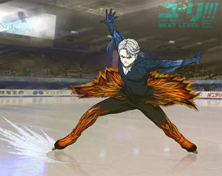 NHK Rage Skate by KoltirasRip