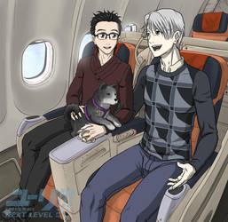Flight to Moscow by KoltirasRip