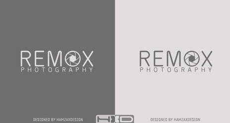 Remox Photography logo by lechham