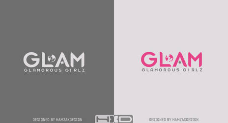 GLAM Logo by lechham