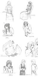 Sketchy Prizes by Uinn