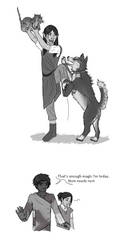 Friendship 11 by Uinn