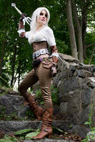 Ciri, Ellicott City Photoshoot 2017 by MindFall