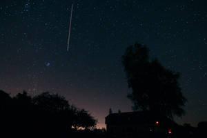 Night is falling by SP4RTI4TE