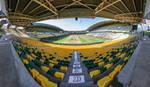 La Beaujoire Stadium by SP4RTI4TE