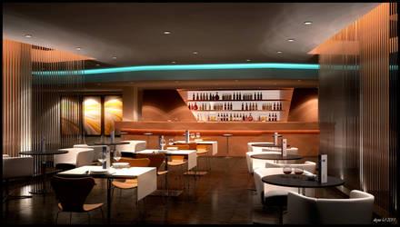 Restaurant by Dryui