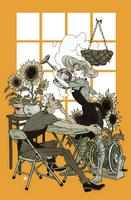 Flowershop Jeroo by MyDearBasil