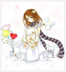 Commission: Guyren+Raincookie by cartoongirl7