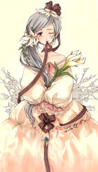 Doll by cartoongirl7