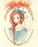 Maple by cartoongirl7
