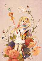 Moonflower by cartoongirl7