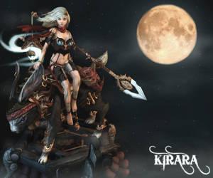 Kirara by 3dsquid