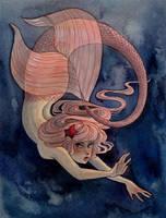 Mermaid by reneenault