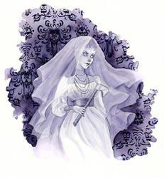 The Attic Bride by reneenault