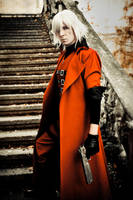 Devil May Cry -1 (DMC) Dante 2 by IcyIrena