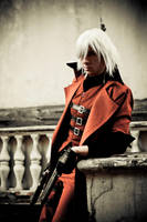 Devil May Cry -1 (DMC) Dante 4 by IcyIrena