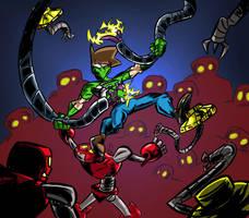 J-Man Smashes Bots by Jonny-Aleksey