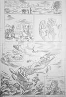 Jack and the Beanstalk p1 by Jonny-Aleksey