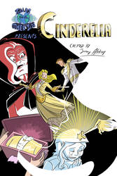 Cinderella Cover by Jonny-Aleksey