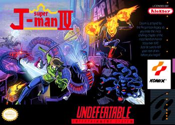 Undefeatable J-Man x Super Castlevania IV by Jonny-Aleksey