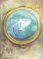 six feet under the sea by mamelik