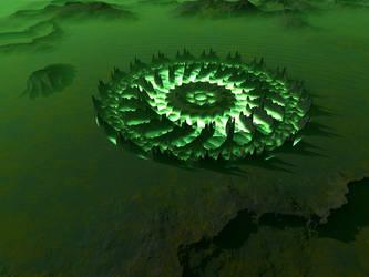 Alien Artifacts XX by MatthiasB109
