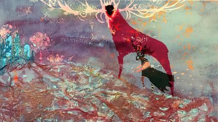 Dear Deer by RedGella