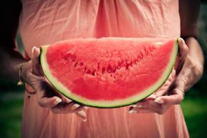 282/365 Watermelon by photographybyteri