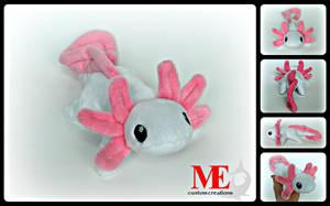 Axolotl Plush Beanie by MayEsdot