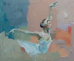 Ballet III by rpintor