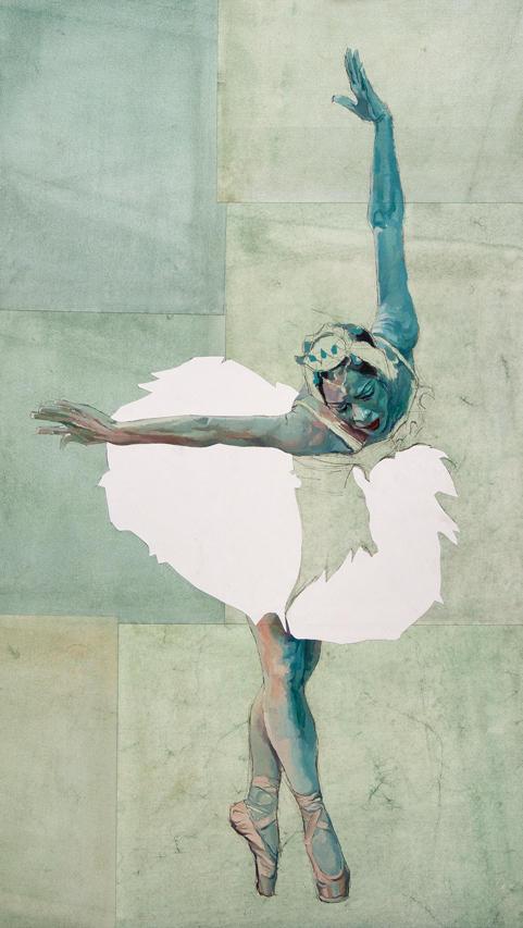 Ballet V by rpintor
