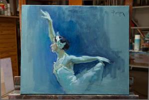 Ballet X by rpintor