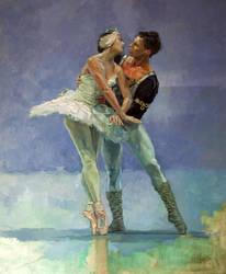 Ballet VI by rpintor