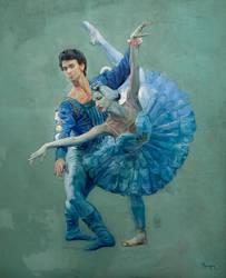 Ballet VII by rpintor