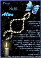 Keep Hope Alive by Ehryn