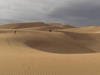 Cold Sand by snakelvr103