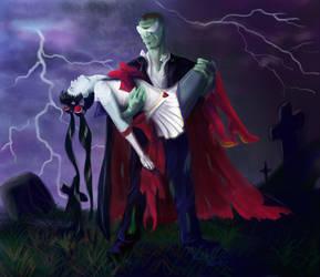 Monster Mashup by PixlPhantasy