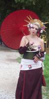 Japanese lady by suzaku3