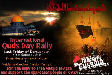 Last Friday - Quds Day by abedy