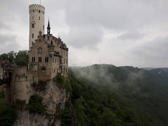 Lichtenstein Castle by hv1234