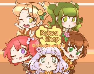 Kokoa Shop by Cristychan96