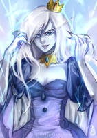 Ice Queen by Seojinni