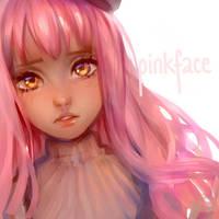 pinkface Teaser by Seojinni