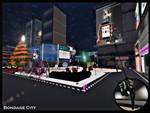 Bondage City - Lacie by Aksanka93