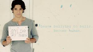 TYLER POSEY -anti-bullying by mishulka