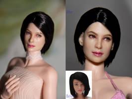 [Zanita] OOAK Custom CY Cool Girl Figure Repaint by naraedoll