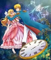 Cinderella by nao148