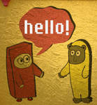hellow my yellow by aduh-lupa