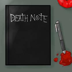 Death Note by RonnieradkeFIRFIRFIR